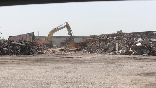Chris Coulter tore down the former Sully's Bowling Lanes and will build a 15,000-square-foot modern bowling alley.