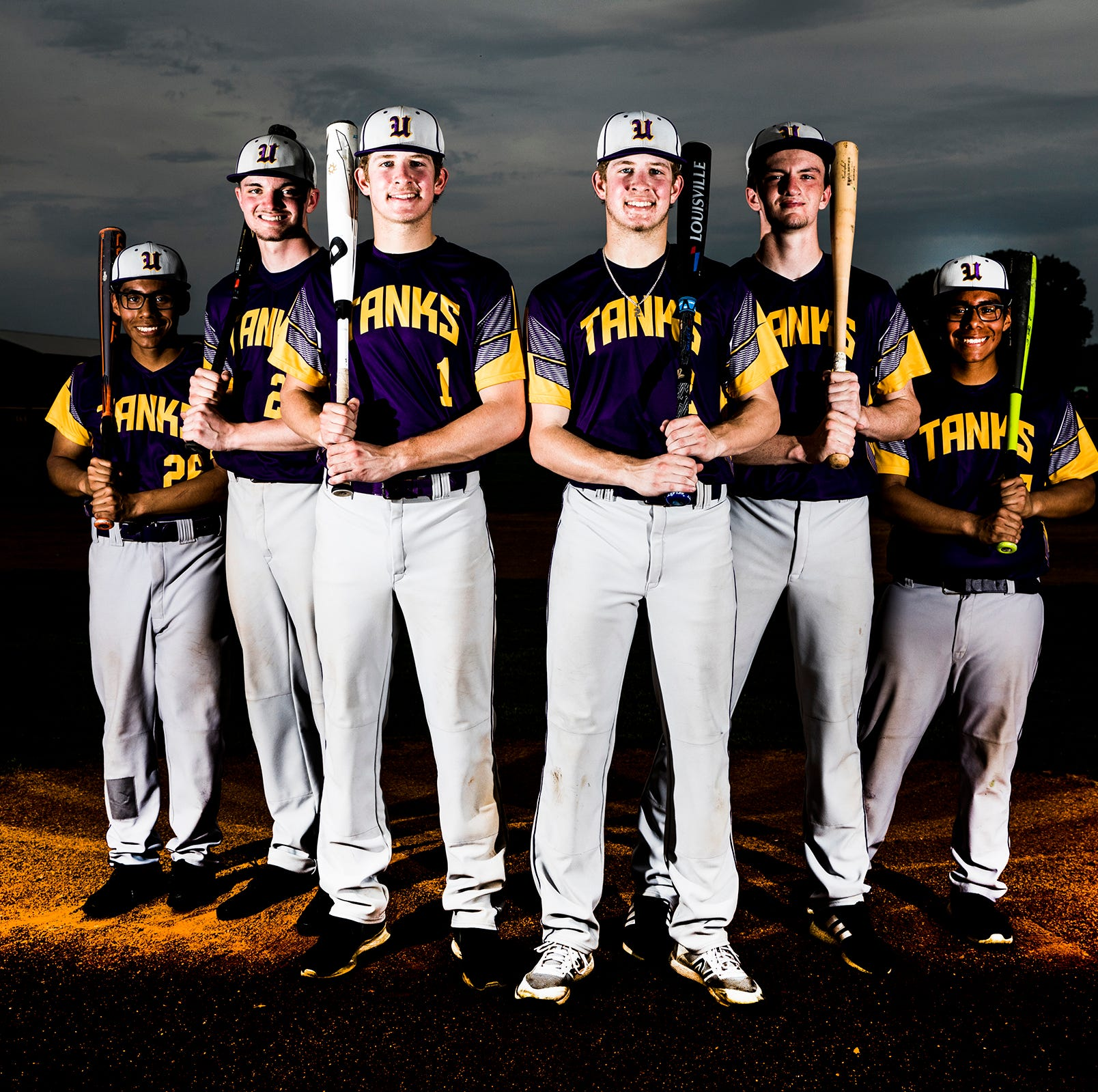 Unioto High School baseball using twin power to find success this season