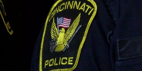 A Cincinnati police sergeant and a detective have been suspended, police officials confirmed Thursday.