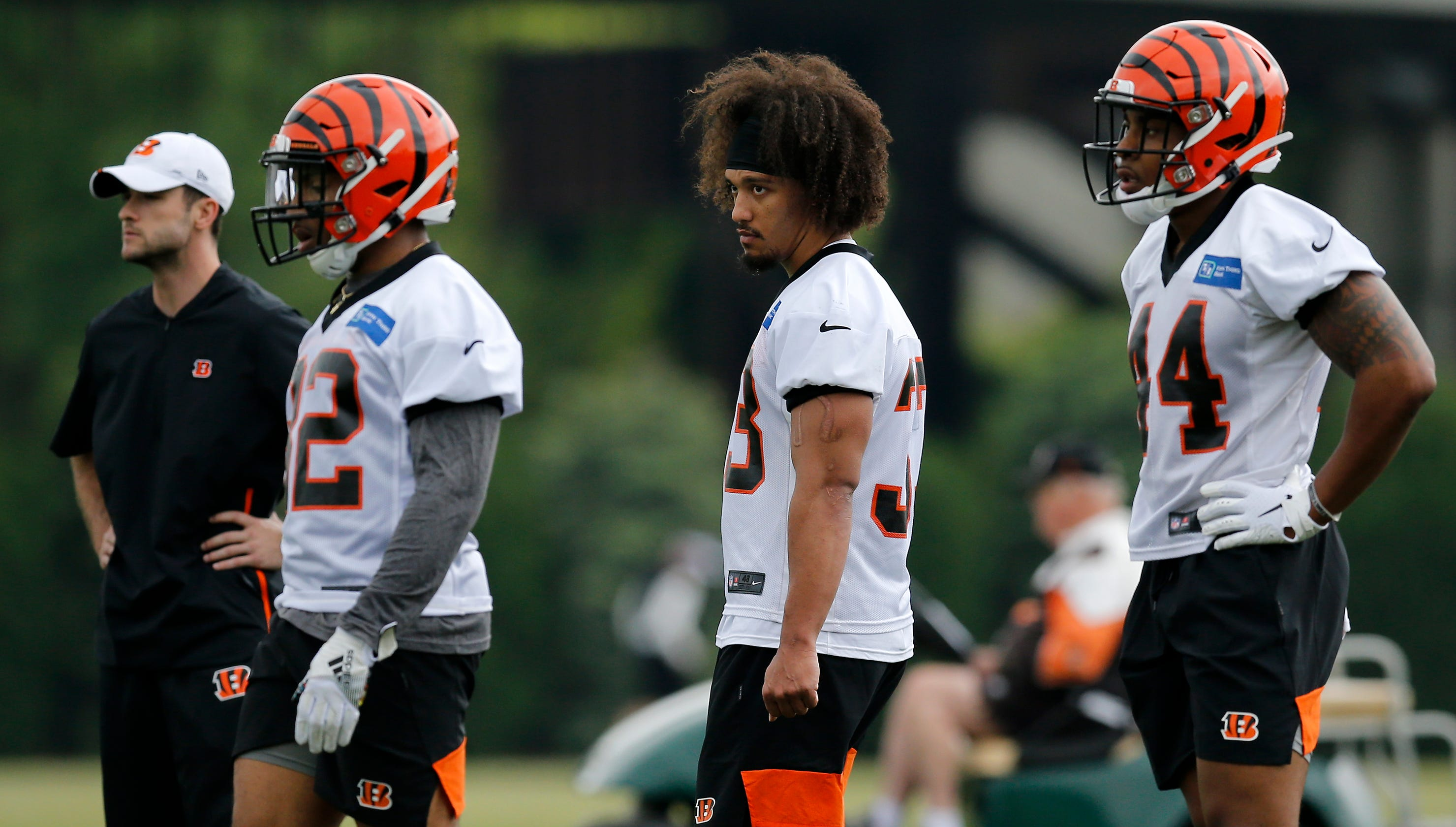 a0fd19a3 RB Rodney Anderson eyes return for Cincinnati Bengals training camp