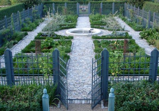 Jardin de Buis.