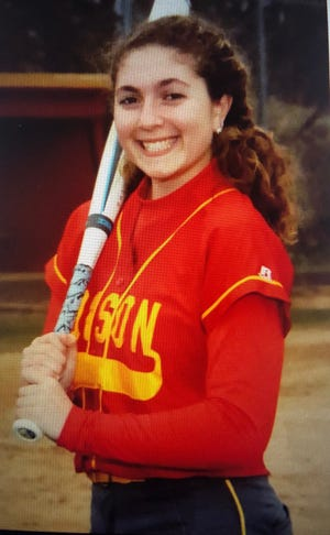 Edison's Gianna Fresnedo was voted the Home News Tribune/GMC Softball Player of the Week.