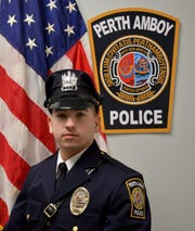 Perth Amboy Police Officer Kyle Savoia