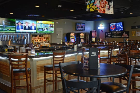 Located in the former Legends American Grill, Five19 was open for 10 months.