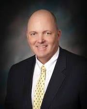 Polk County Administrator Mark Wandro