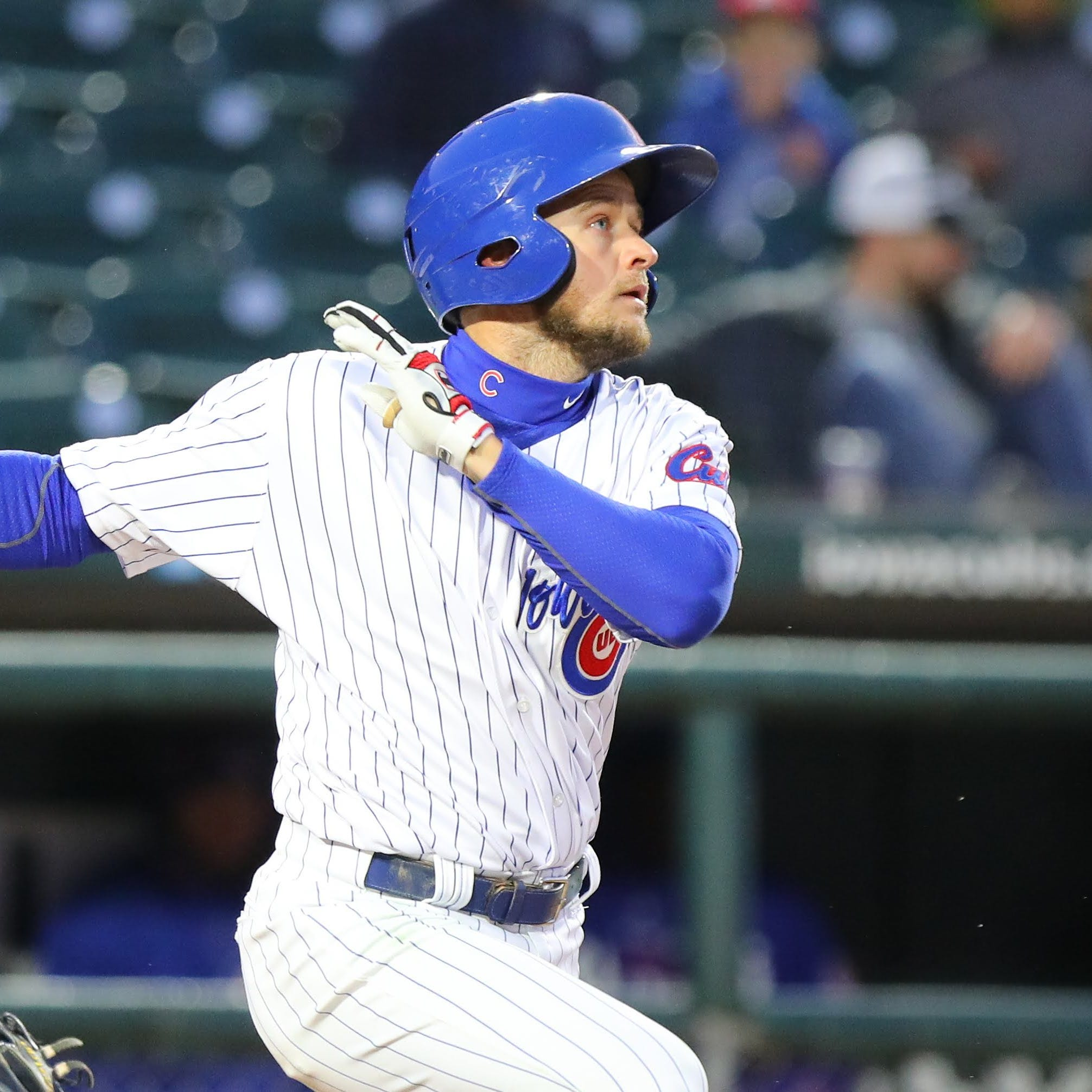 Donnie Dewees making the most of second stint with the Cubs