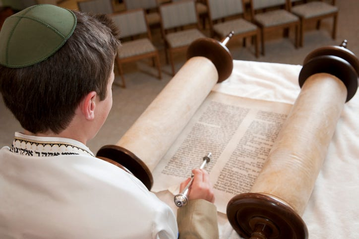 Angry relative obtained't support bar mitzvah