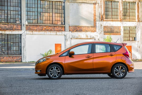 A whopping 19.3% of metro Detroit 2013-17 Nissan Versa Note buyers re-sold their cars within a year.