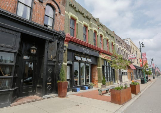 You can discover Detroit's Corktown  on foot or join a neighborhood bicycle tour during Spring into Corktown.