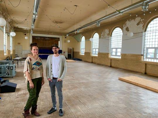 Josh Gardner and Lara Sfire are opening The Film Lab in Hamtramck.