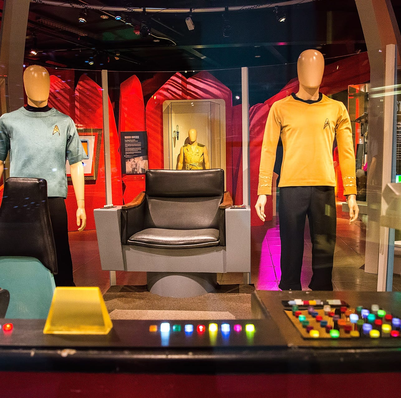 Massive 'Star Trek' exhibition with costumes, artifacts coming to Henry Ford Museum