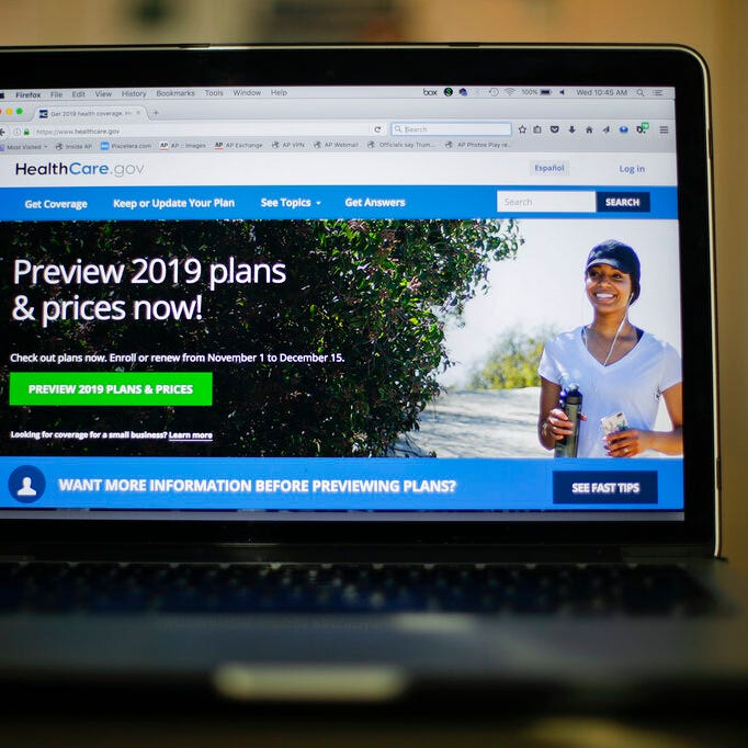 Scrap 'Obamacare'? Maybe not all, Trump administration says