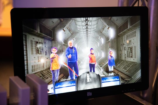 "Beam yourself someplace cool with the ""Star Trek"" transporter simulator at the Henry Ford Museum."