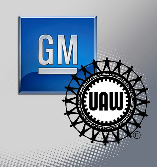A federal judge has ruled that a lawsuit filed by the United Auto Workers against General Motors over the closing of three plants should be heard in Ohio.