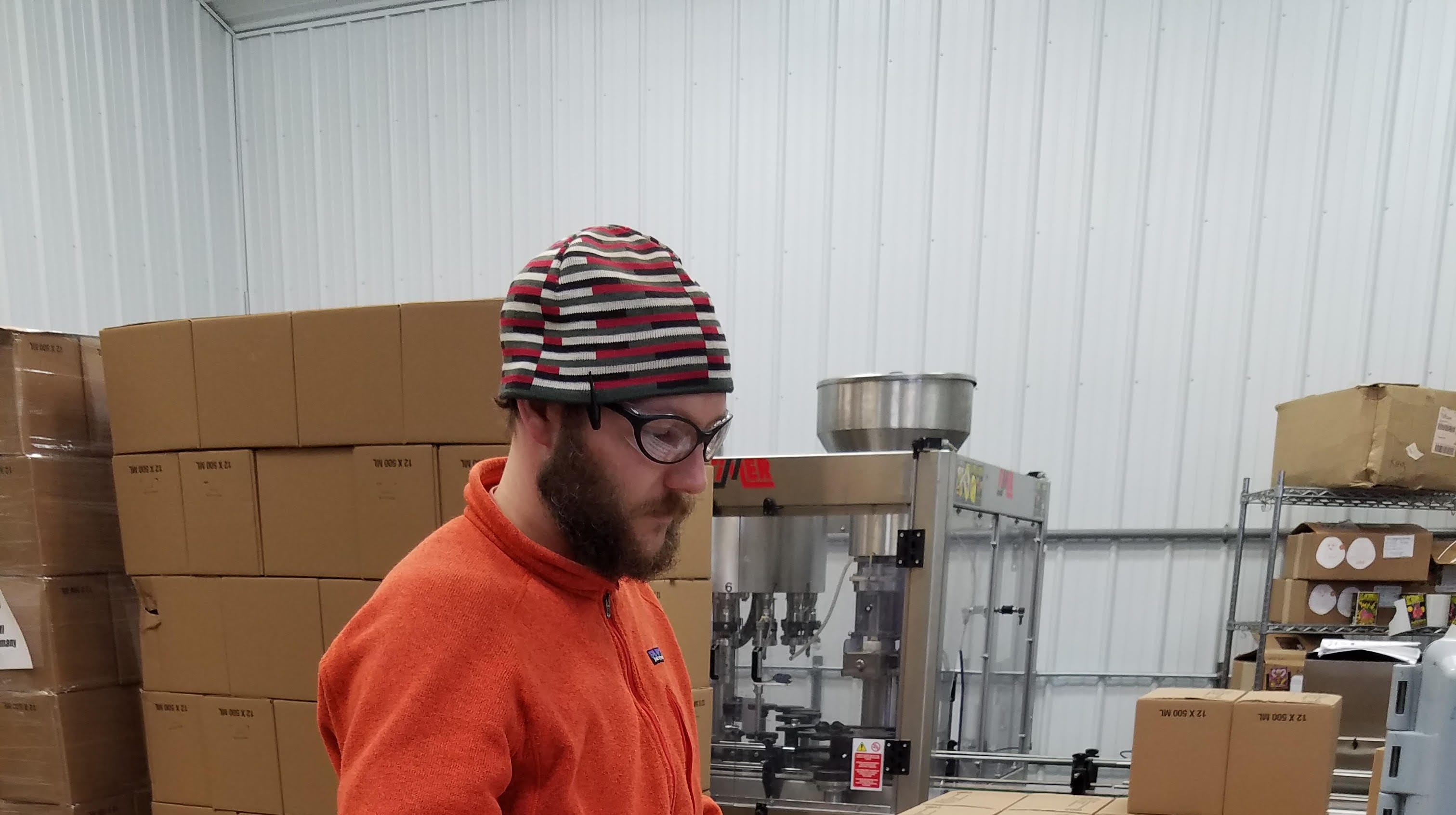 Nathan Ely was one of the first graduates of an innovative new winemaking apprenticeship program in Michigan.