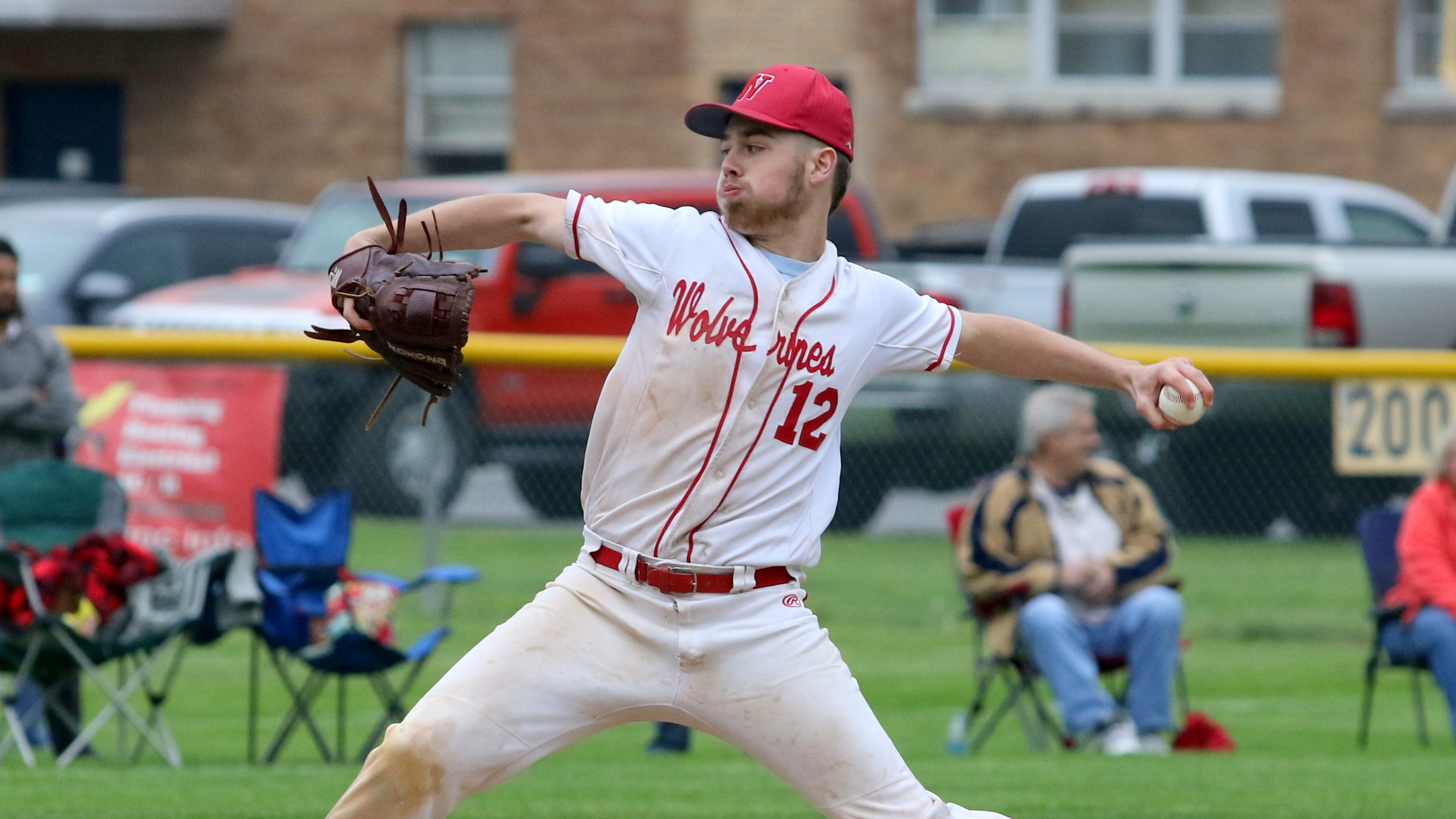 Waverly captures division title with baseball victory over