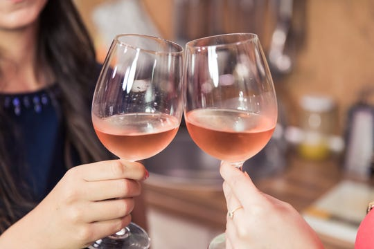 Rosé is tasty, refreshing, and you can have yourself a pretty nice bottle of pink for pretty cheap.