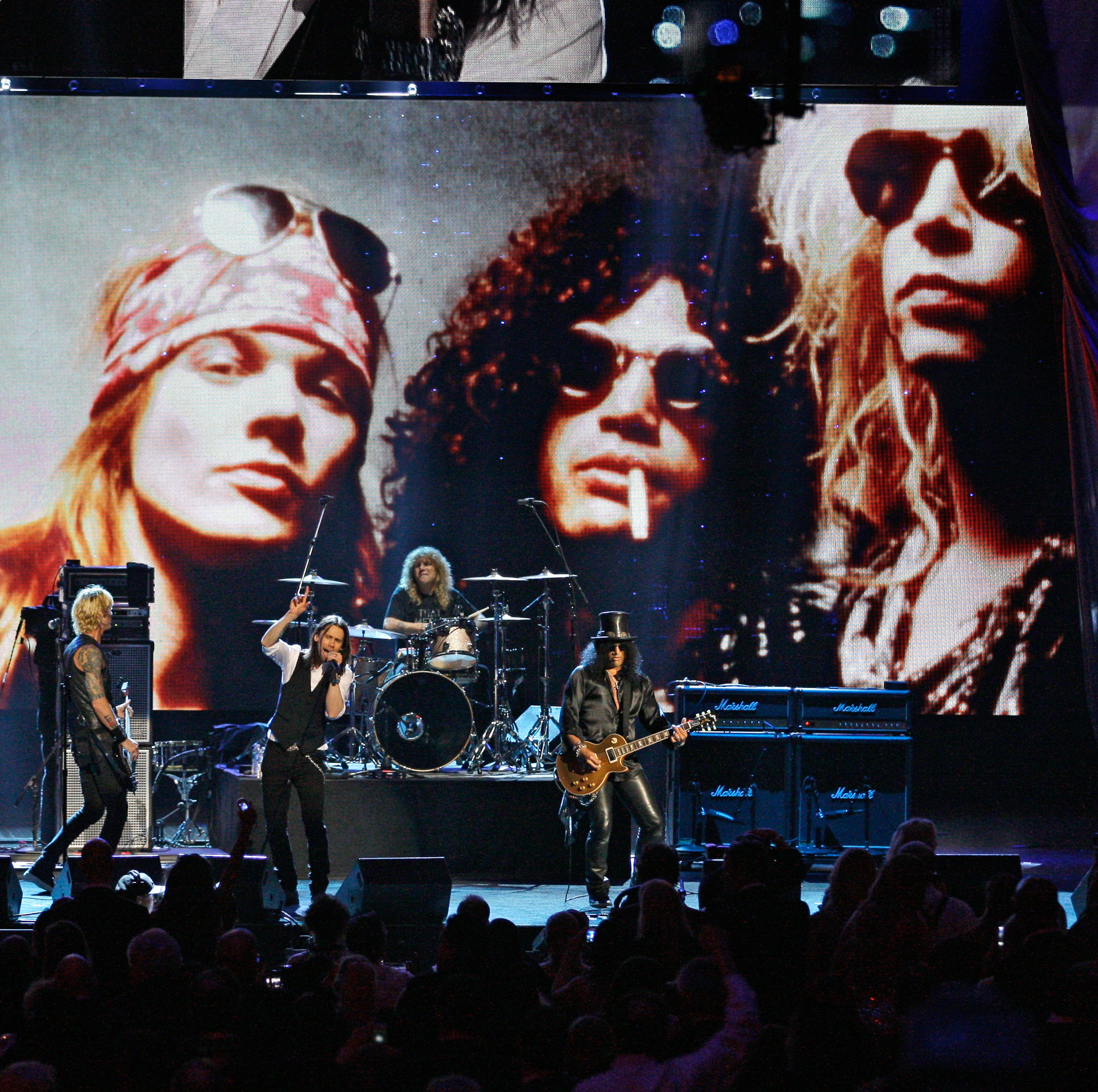 Guns N' Roses sues Oskar Blues Brewery over its 'Guns 'N' Rosé' beer