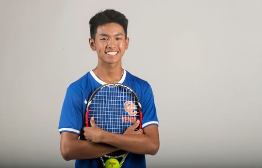 Matthew Orozco, Cape Coral, Tennis, Spring All-Area Athletes