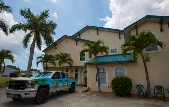 Tiki Tails Dog Resort opened recently in Cape Coral and offers customers boarding, daycare and grooming services.