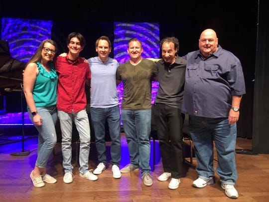 Local improv-comedy troupe Scared Scriptless