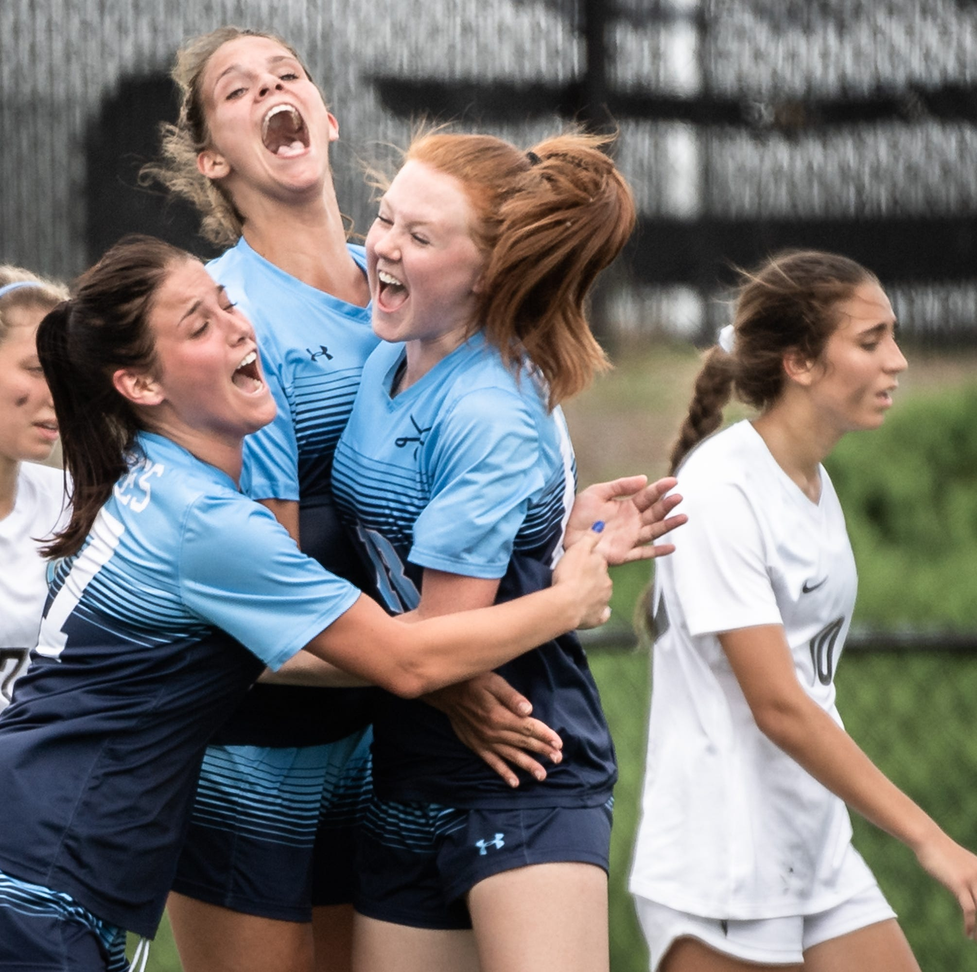 Southside Christian girls soccer defeats Oceanside for first SC state championship