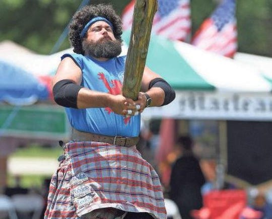 Gallabrae, the Greenville Scottish Games, will be held May 25.