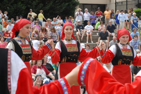 The Greenville Greek Festival opens May 16.
