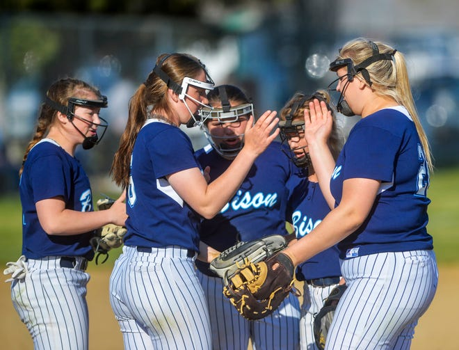 The Great Falls High softball team hit four home runs en route to an 11-1 victory over Helena High in the first round of the Class AA state tournament Thursday.