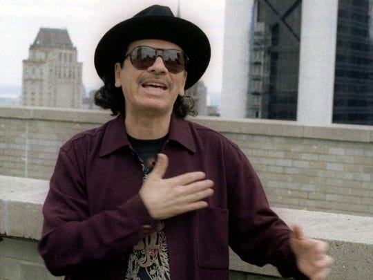 Carlos Santana will perform Aug. 9 at Ruoff Home Mortgage Center.