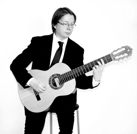 Stefan Wester is a Swedish performer and one of the few practitioners of the Russian seven string guitar.