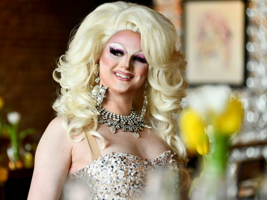 Old City Wine Bar will be having drag brunch once a month to be hosted by Hannah VonStevens.