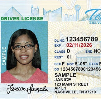 Real ID comes to Tennessee: New standards for driver's licenses