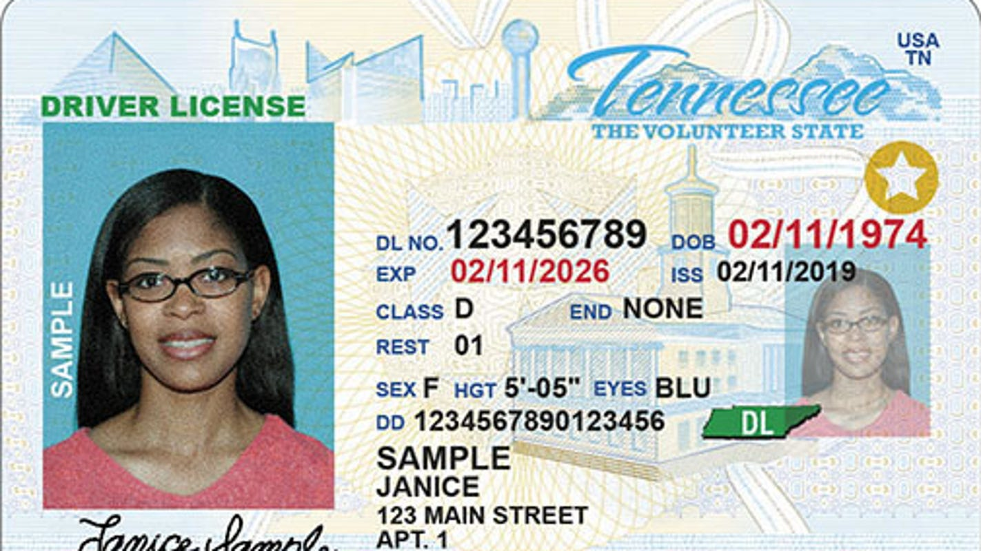 renew drivers license tennessee online