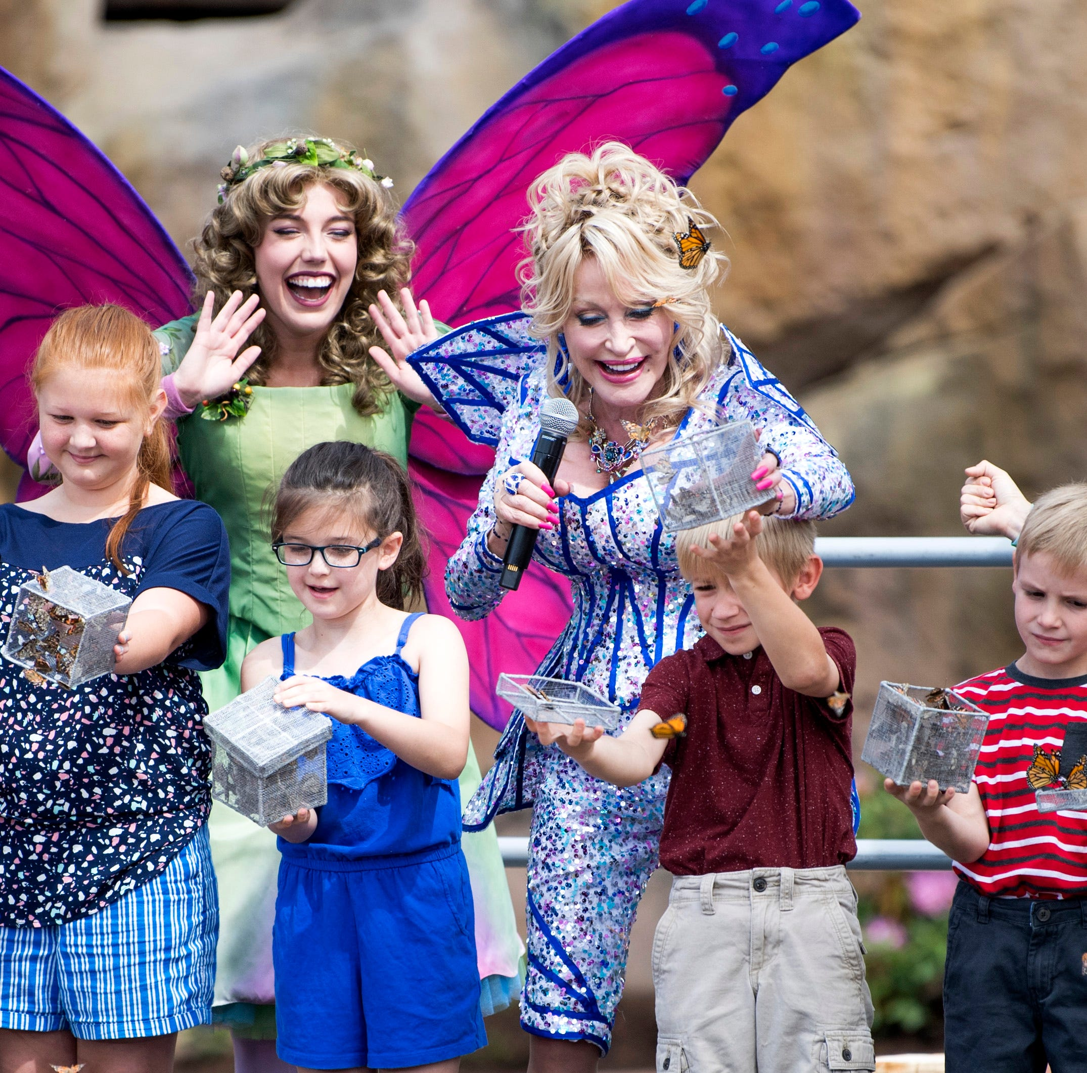 Dolly Parton opens Dollywood's Wildwood Grove Friday. Here's how the new area stacks up