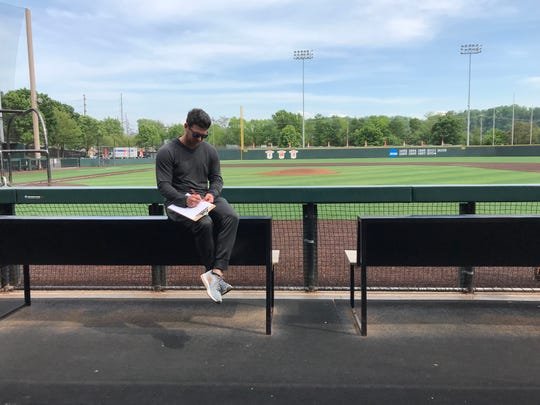 Volunteer assistant coach Ross Kivett has been at Tennessee since August 2017. He has been paid a handful of times by UT since due to NCAA rules about his position