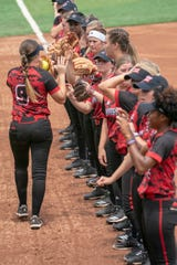 SOFTBALL - Game 6 – #4 Texas State vs. #1 Louisiana (1230pm), 2019 - Sun Belt Conference Softball Championship, May 8-11, Bobcats Ballpark, San Marcos, TX