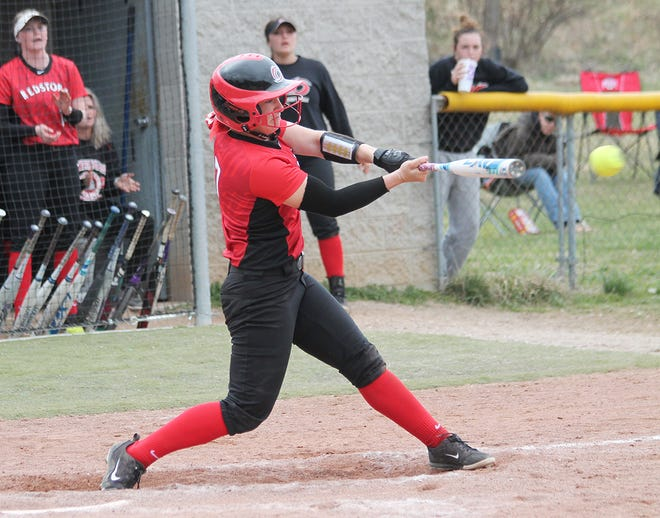 University of Rio Grande junior Michaela Criner was named the River States Conference Player of the Year for the second straight season.