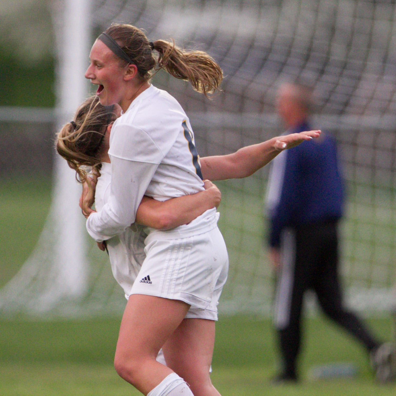 Changing of the guard? Hartland girls soccer wins third straight vs. Brighton
