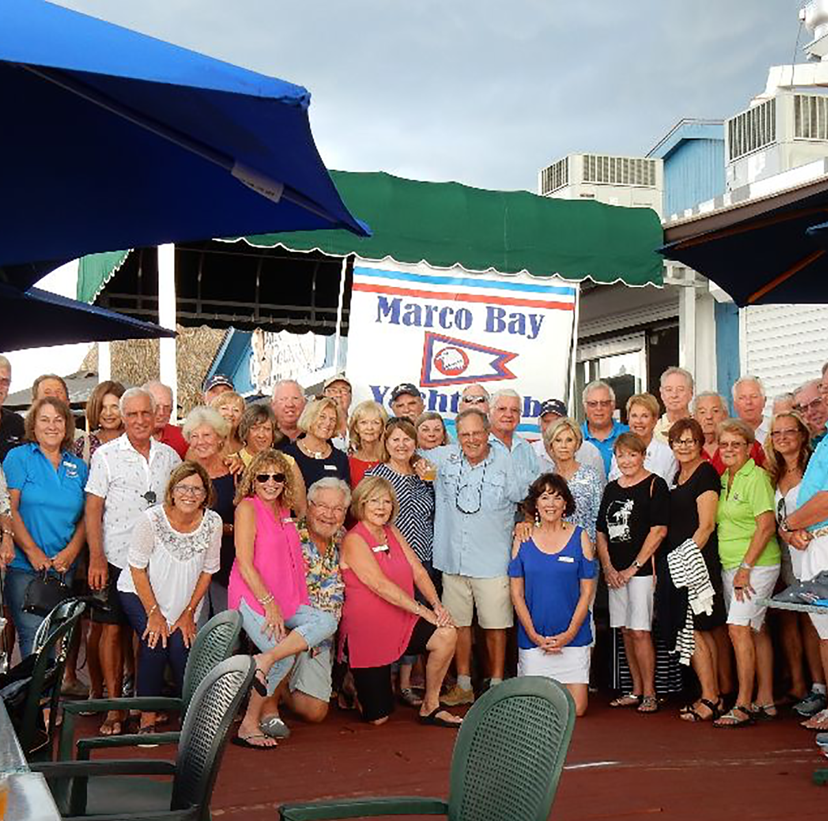 Club Briefs: Monday Madness for Marco Bay Yacht Club