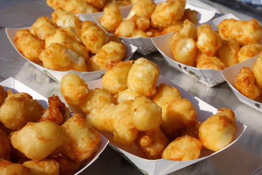 Celebrate National Cheese Curd Day on Oct. 15.
