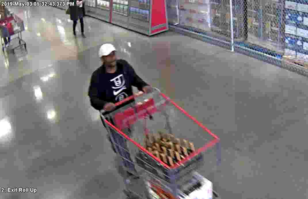 A Milwaukee man pleads guilty to stealing 24 bottles of Hennessy from Costco in Menomonee Falls