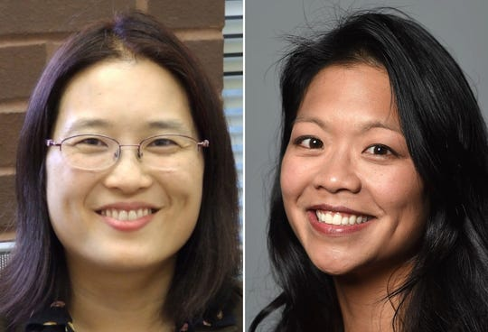 Charleen Hsuan, left, a professor at Penn State, and Renee Hsia, a doctor and professor at the University of California at San Francisco, were the lead authors on a study that examined ambulance diversion.