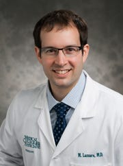Marc Lazzaro, MD, FAHA, interventional neurologist at Froedtert & the Medical College of Wisconsin Froedtert Hospital and program director of the Froedtert & MCW Froedtert Hospital Comprehensive Stroke Center and Stroke and Neurovascular Program.