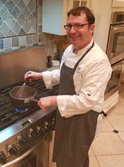 Patrick O'Toole, the Ostoff Resort's director of culinary, grew up in California wine country.