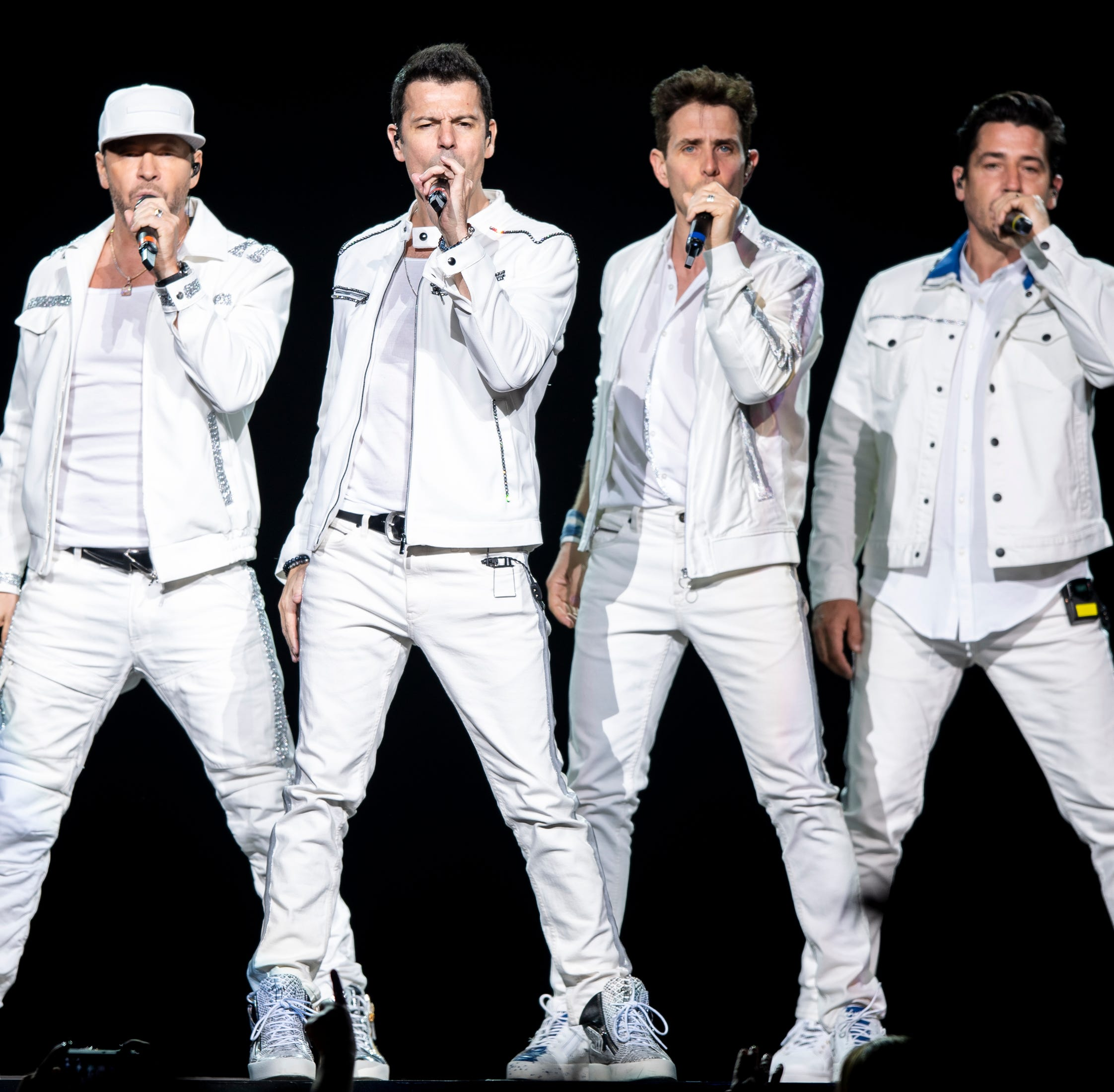 New Kids On The Block brought an '80s mixtape to life in Nashville