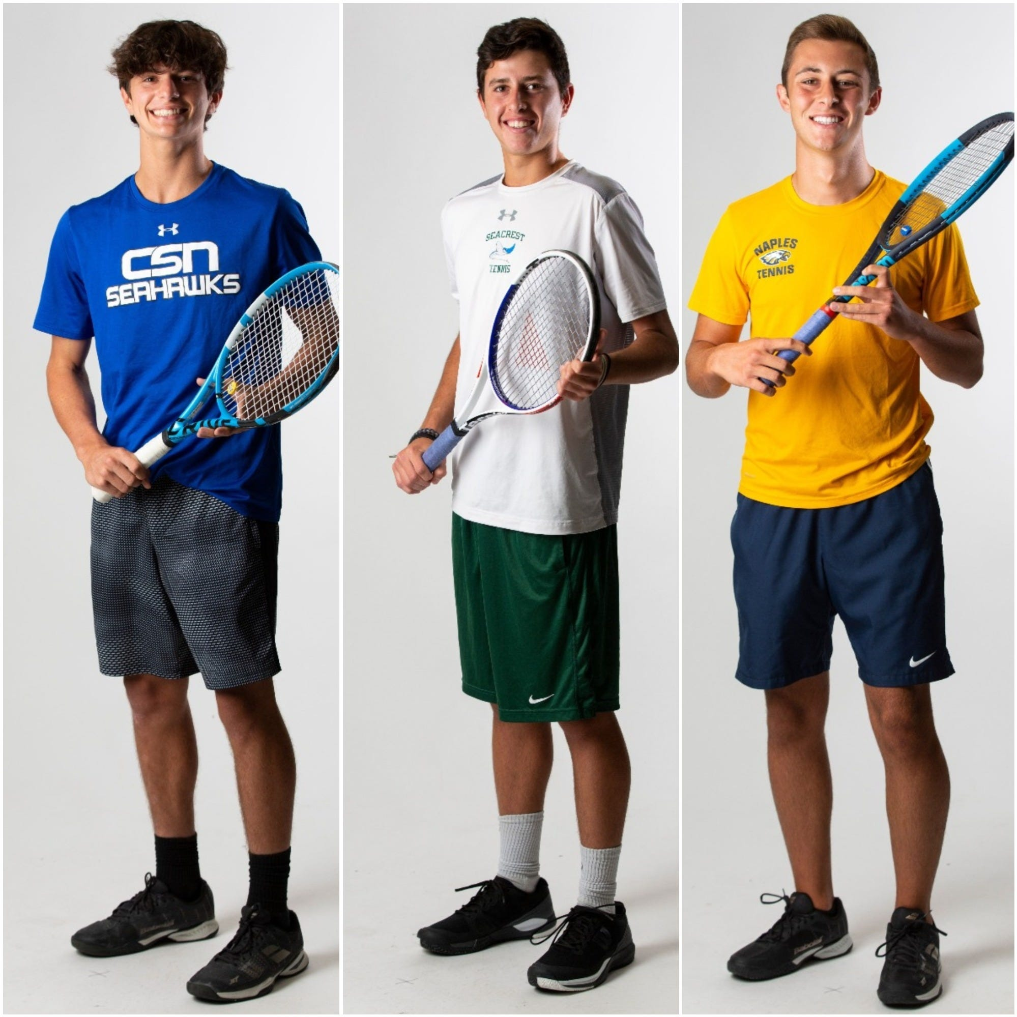 Naples Daily News 2019 All-Area Boys Tennis Team