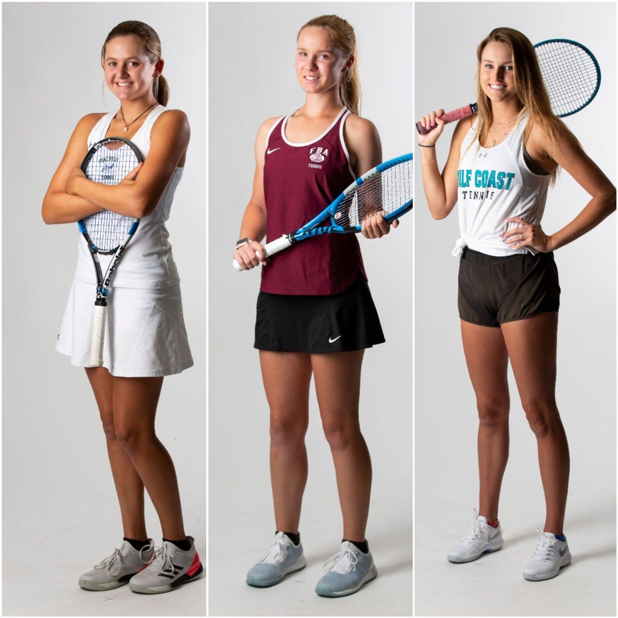 Naples Daily News 2019 All-Area Girls Tennis Team