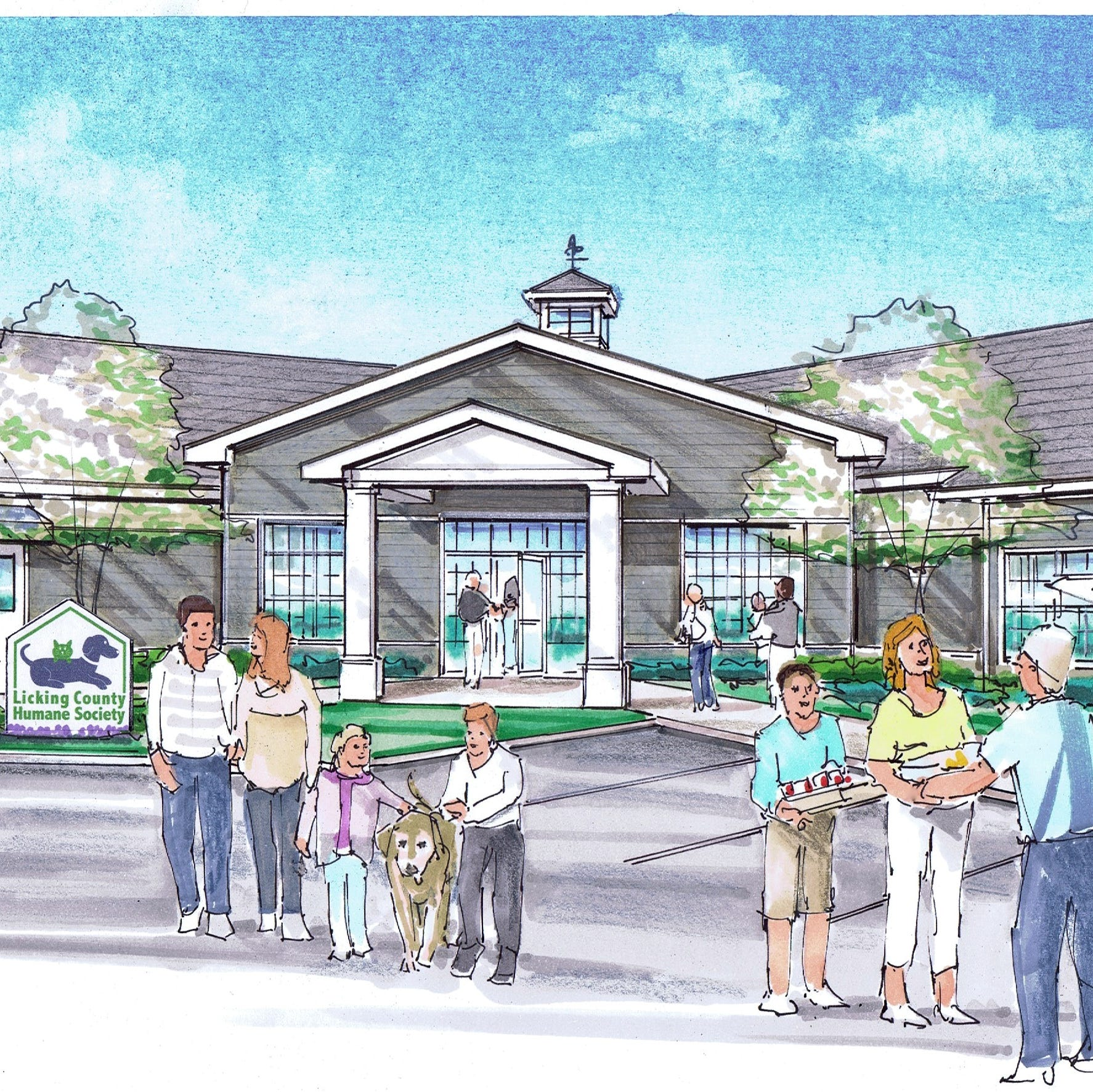 Licking County Humane Society announces expansion campaign
