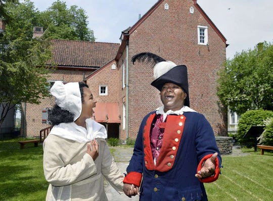 2018 Pinkster celebration that was held at the NYS Crailo Historic Site in Rensselaer, N.Y.